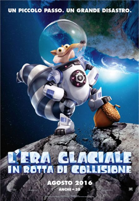 L`ERA GLACIALE: IN ROTTA DI COLLISIONE
